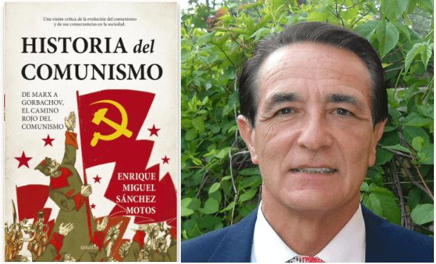 """Photo of """"Historia del Comunismo. De Marx a Gorbachov, el camino rojo del Marxismo"""", por Enrique Miguel Sánchez Motos"""
