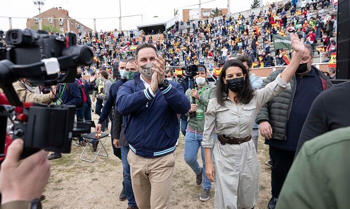 """Photo of """"Nadie había plantado cara nunca a la izquierda, hasta que llegó VOX», afirma Monasterio sobre su enfrentamiento con Iglesias"""