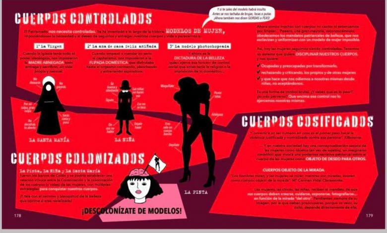 Photo of Abogados Cristianos solicita a la Justicia la retirada de las guías de educación sexual repartidas por el Ayuntamiento de Getafe a niñas de primaria