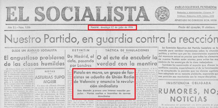 Photo of La falsa paz social en la Segunda República. Los incendios espontáneos