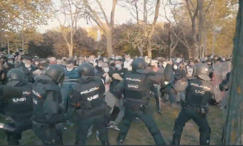Photo of La violencia, línea roja de la democracia