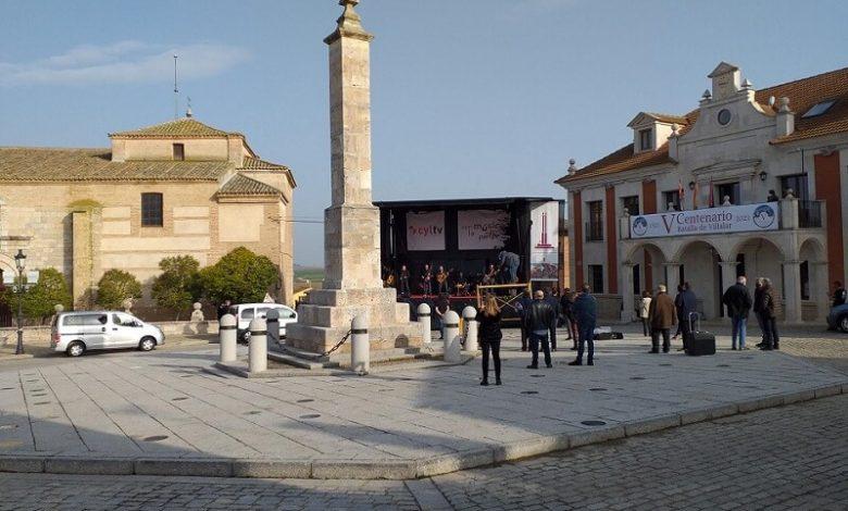Photo of V Centenario de la Batalla de Villalar