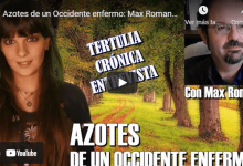 Photo of Azotes en un Occidente enfermo: entrevista con Max Romano